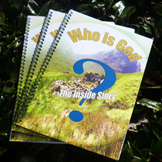 A free PDF book called Who is God?