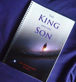 King And Son Book 1 Blue cover